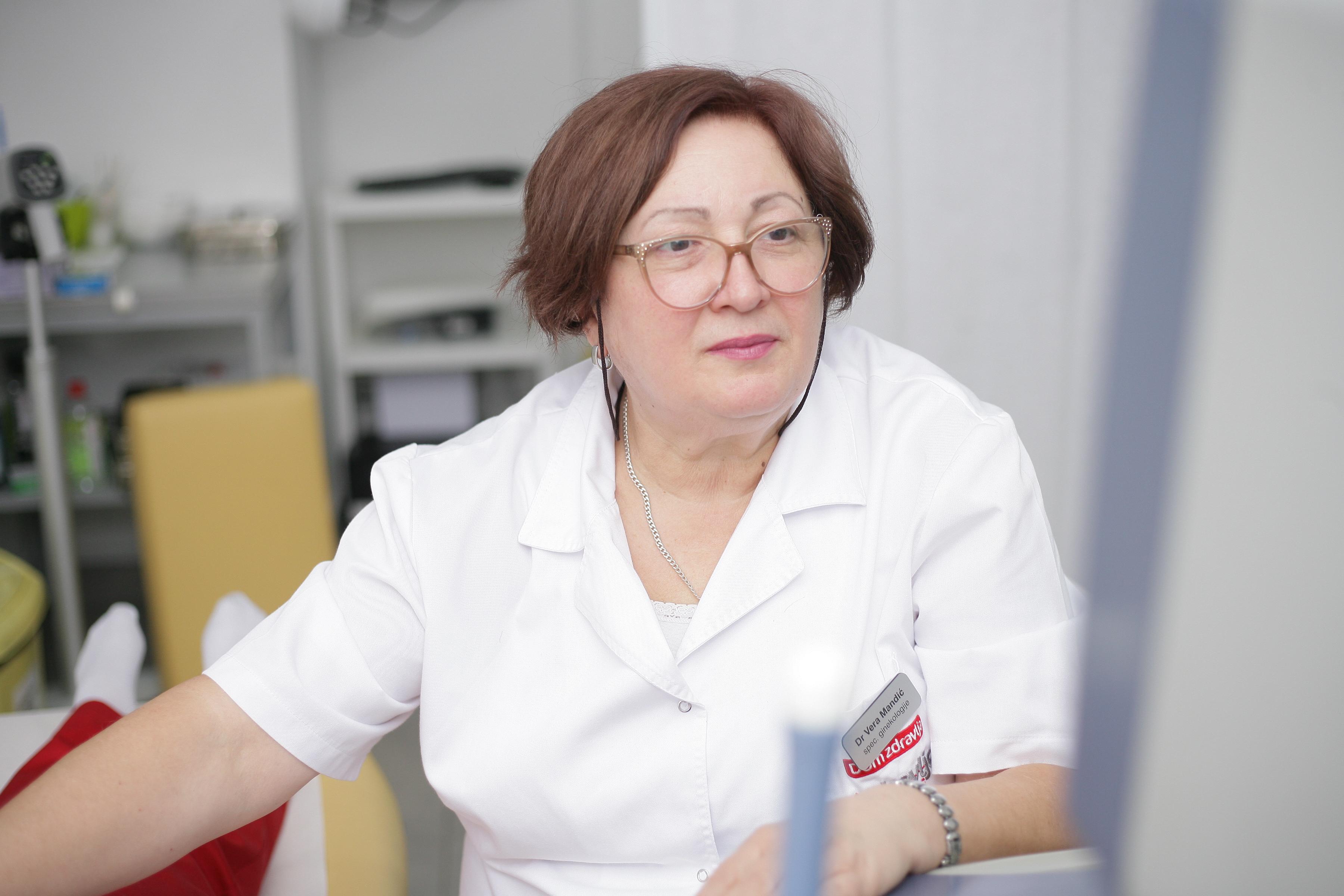 Dr Vera Mandić, ginekolog: REDOVNE KONTROLE NAJVAŽNIJE