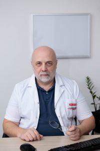 Dr Bojan Žeravica, spec.interne medicine, subspecijalista hematologije