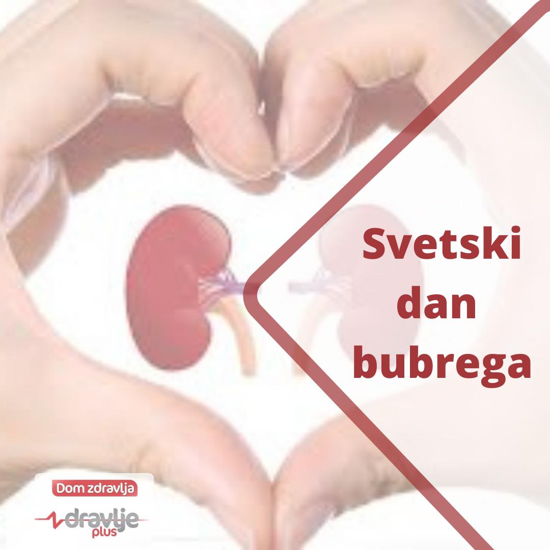 Dr Zora Nikolić o značaju zdravlja bubrega u povodu Svetskog dana